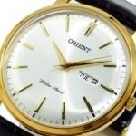 辺見えみりサン愛用☆オリエント ORIENT メンズ 腕時計 FUG1R001W6 売り切れ続出の大人気時計