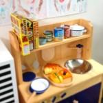 滝沢眞規子サンが選ぶ【おままごとキッチン】滝沢家にあるオシャレな木製キッチン玩具はコチラ