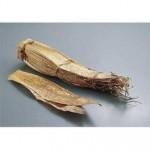 梨花ちゃん♬竹皮に包まれたのり巻きをパクっ>>竹の皮に包むだけでおにぎりが特別なものに変身!オススメお弁当グッズはコチラ>>