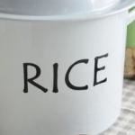 田丸麻紀さん♬こだわりのインテリア>>【オシャレな米びつ】ライスストッカー/RICE 保存容器