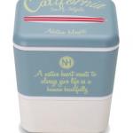 ローラちゃん愛用ランチボックスはコチラ>>『california』の文字が書かれたブルーのお弁当箱!【Native Heart/スクエアネスト/ランチボックス】rola official blogで紹介「LUNCH BOX♪」はコレ>>