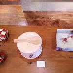梨花ちゃん和食器が素敵っ!食卓も秋仕様に>>紅葉のお皿が可愛い!