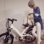 田丸麻紀さん愛用>>自転車が凄い!デイトナで取扱いの『電動アシスト自転車』の価格にビックリ【A2B Hybrid24】使い心地/乗り心地はどうなの?