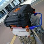 田丸麻紀さん♫息子くん連れで海外へ!持って行くと便利なグッズ>>Stokke(ストッケ)バギー持参で長旅
