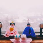 ローラちゃんのガラス製お雛様が素敵っ>>やっぱり女子はウキウキ雛祭り!