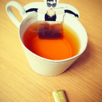 田丸麻紀さん>>おやすみ前のリラックスはナントあの有名女優『オードリーヘップバーン』入りの紅茶で(笑)