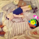 田丸麻紀さん息子くんお気に入り『チャチャ丸&お嫁さん』ぬいぐるみ人形はコチラでゲット>>