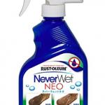 ヒルナンデス>ビバホーム便利グッズ>>防水スプレー「Never Wet NEO ネバーウェットネオ」
