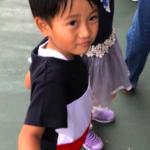 海老蔵家[子供ファッションに注目]麗禾ちゃん勸玄くん>>