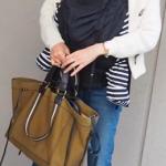 田丸麻紀さん愛用マザーバッグの共通点とは>>乳児検診ファッションもゆるカッコいい!芸能人マザーバッグはコレ>>